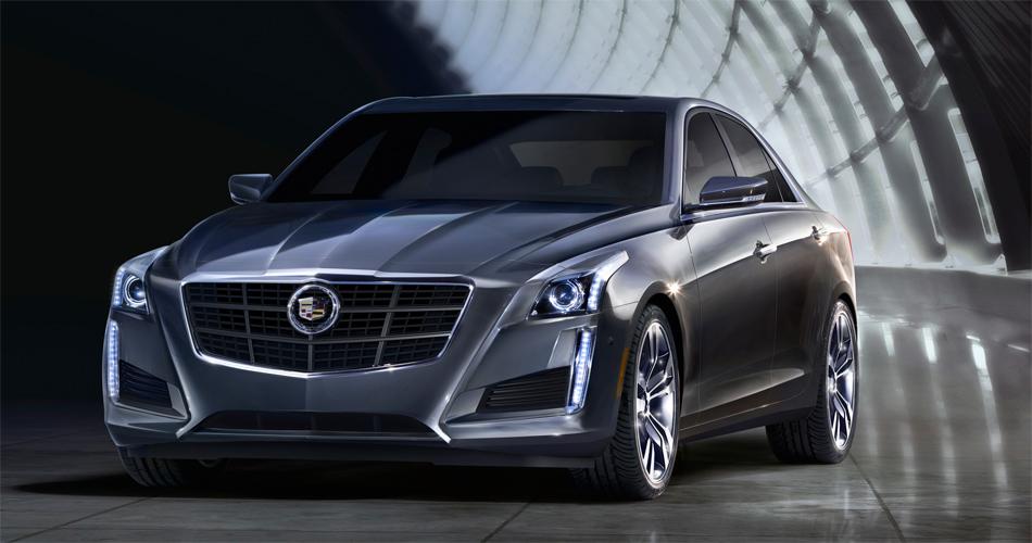 Der neue Cadillac CTS ist mit Hinterradantrieb und wahlweise auch mit Allradantrieb erhältlich.