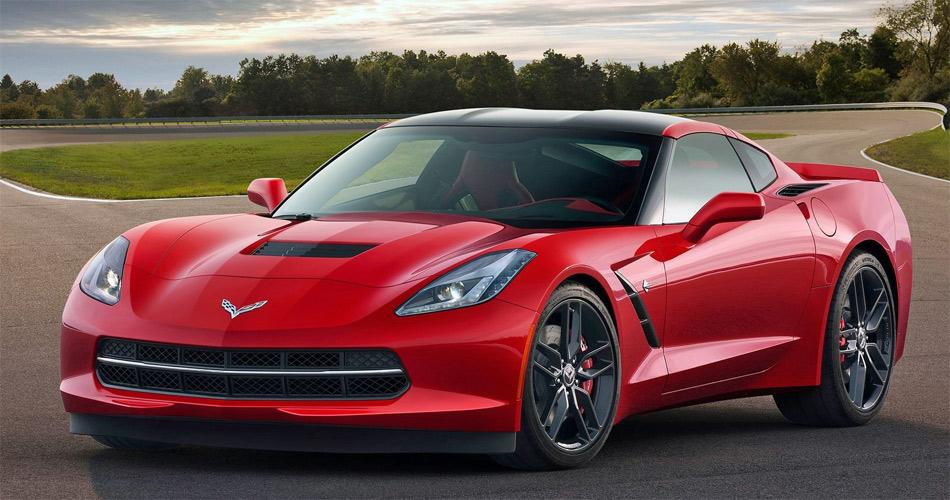 Was das geschärfte Design verspricht, hält das ausgezeichnete Handling des neuen Corvette C7 Stingray.