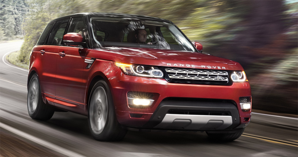 Dank kräftiger Motoren wird der Rang Rover Sport seiner Zusatzbezeichnung auch fahrdynamisch absolut gerecht.
