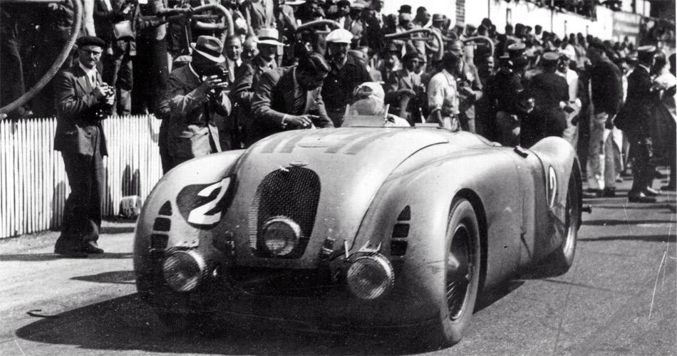 Der Le-Mans-Sieger 1937: Bugatti Typ 57 G Tank