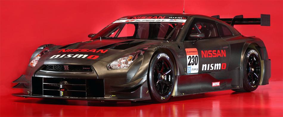 Mit dem in Japan für 2014 gezeigten  GT-R Nismo GT500 könnte Nissan auch in der DTM starten.