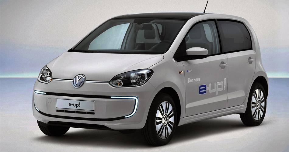Der VW e-up! soll eine Elektro-Reichweite von bis 160 km haben.