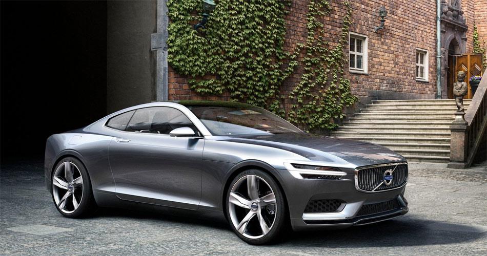 Der vom neuen Designchef Thomas Ingenlath präsentierte Concept Coupé soll die Neue Formensprache von Volvo vorwegnehmen, auch die des neuen XC90 von 2014.