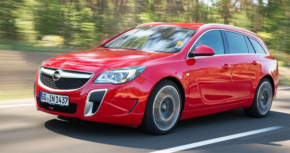 Der Opel Insignia wurde nochmals sportlicher aber auch komfortabler.
