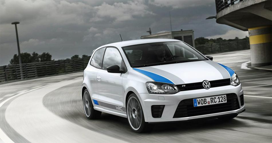 Der auf 300 Einheiten limitierte VW Polo R WRC verfügt über 220 PS Leistung.