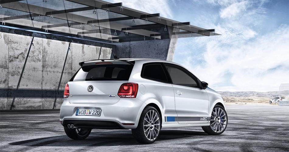 Der prozentual höchste Anteil des Sondermodells VW Polo R WRC wird auf Schweizer Strassen rollen.