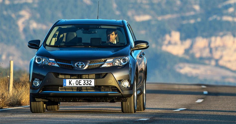 Der neue Toyota RAV4 wurde grösser und erwachsener.
