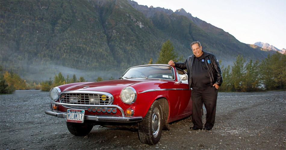 Beeindruckender Rekord: Irv Gordon schaffte mit dem Volvo P1800 drei Millionen Meilen!