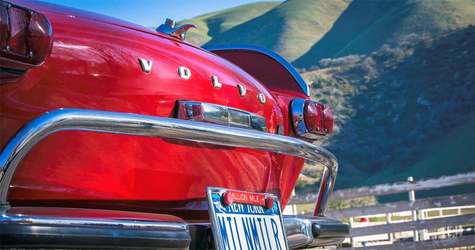 Ein Klassiker mit Durchhaltevermögen: Volvo P 1800 von 1966
