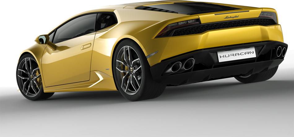 Der neue Lamborghini Huracan besticht mit einzigartigem Sound und herausragender Fahrdynamik.