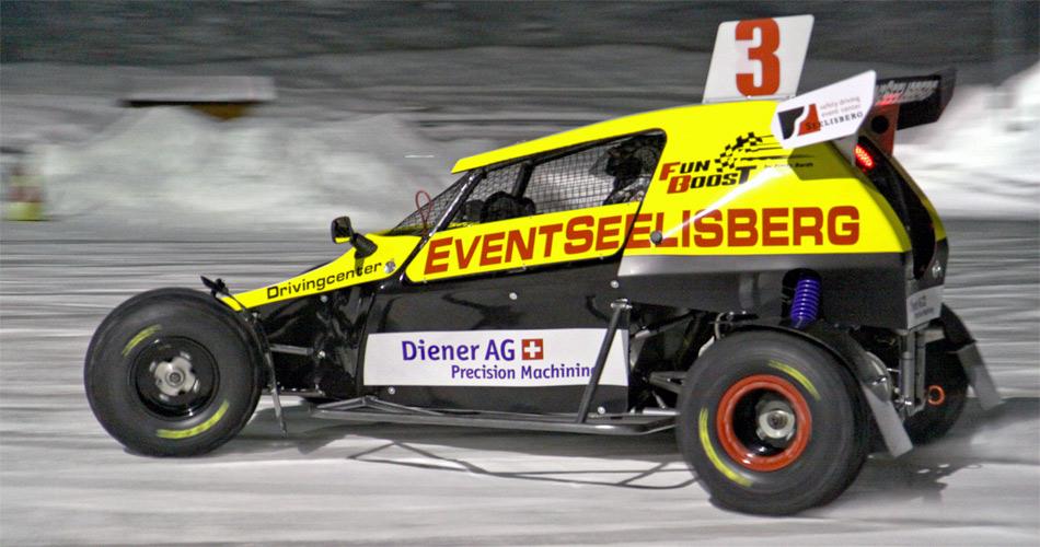 Die neuen FunBoost-Buggies sind leicht zu fahren und garantieren maximales Rennfeeling.