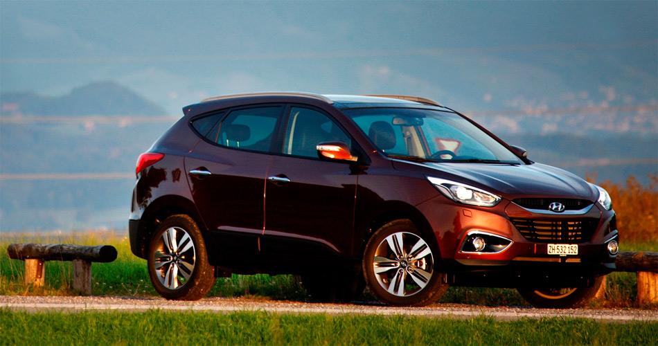 Der Hyundai-Bestseller wurde mit einem sehr dezenten Facelift aufgewertet.