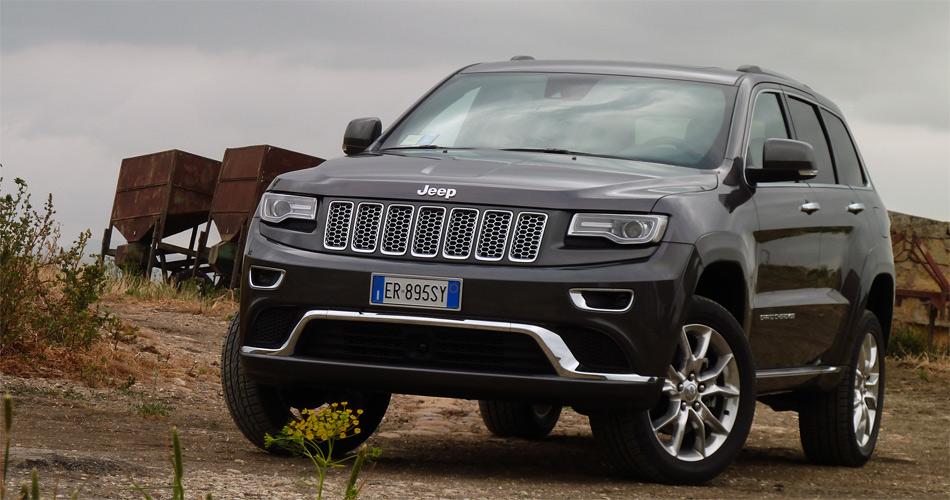 Eine der wichtigsten Neuerungen im 2014er-Jahrgang des Jeep Grand Cherokee ist das neue 8-Gang-Automatikgetriebe.