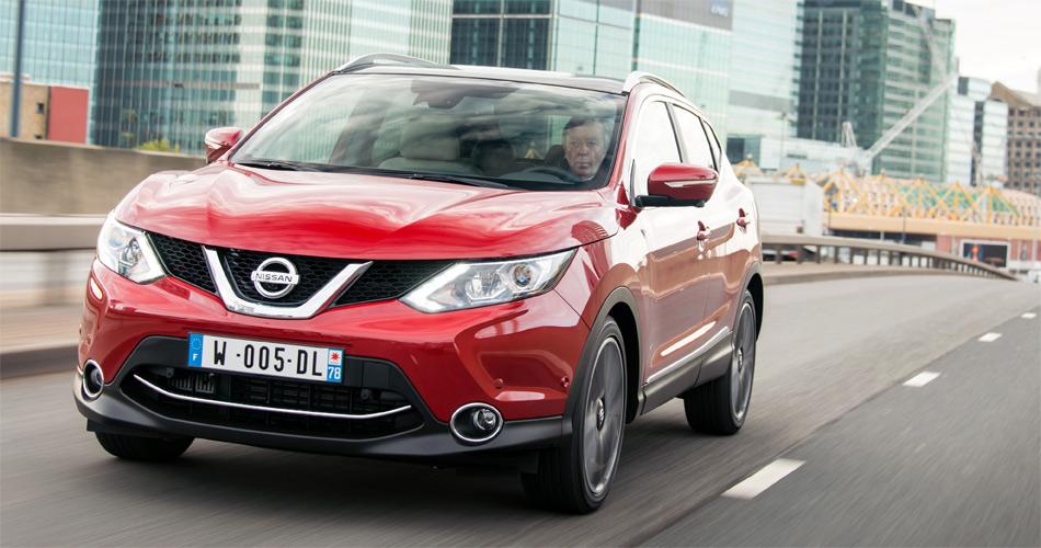 Der neue Nissan Qasqai ist wahlweise erneut mit Vorderrad- und Allradantrieb erhältlich.