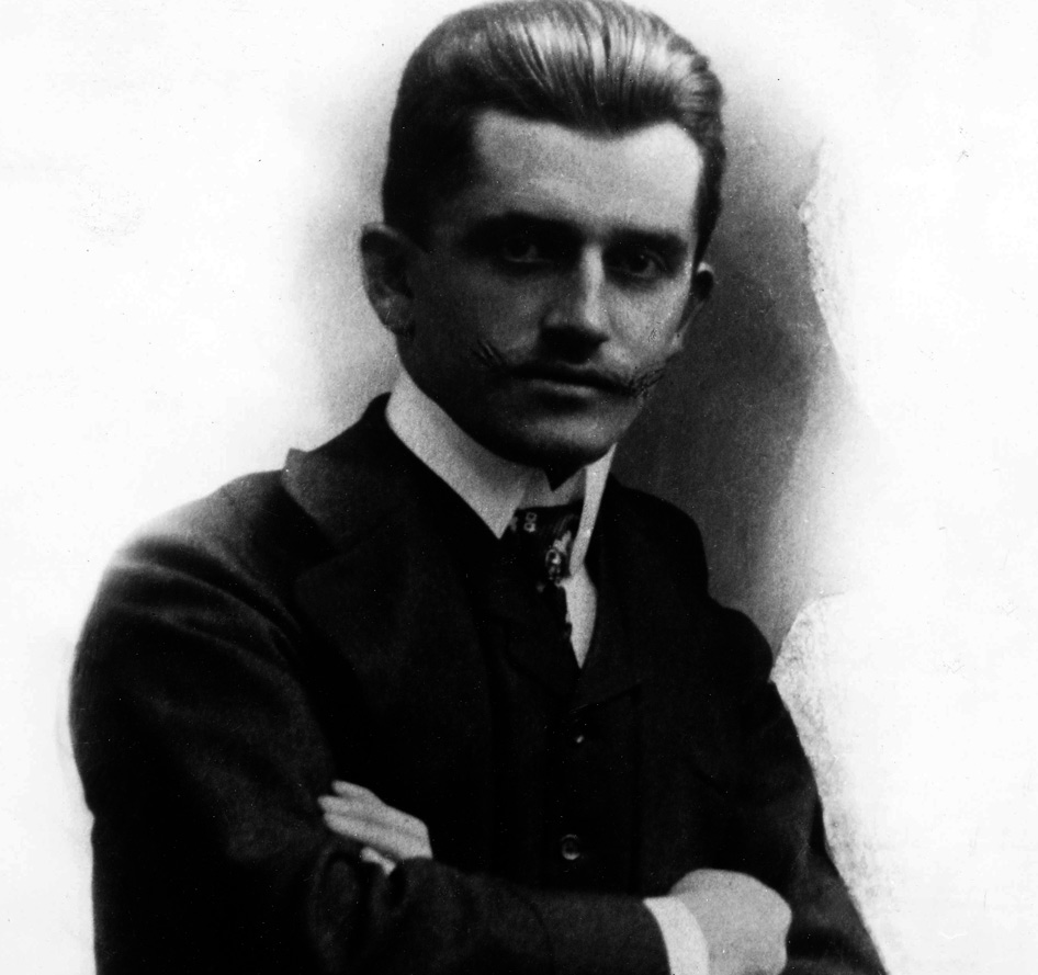 """Ferdinand Porsche konstruierte 1898 den """"P1""""."""