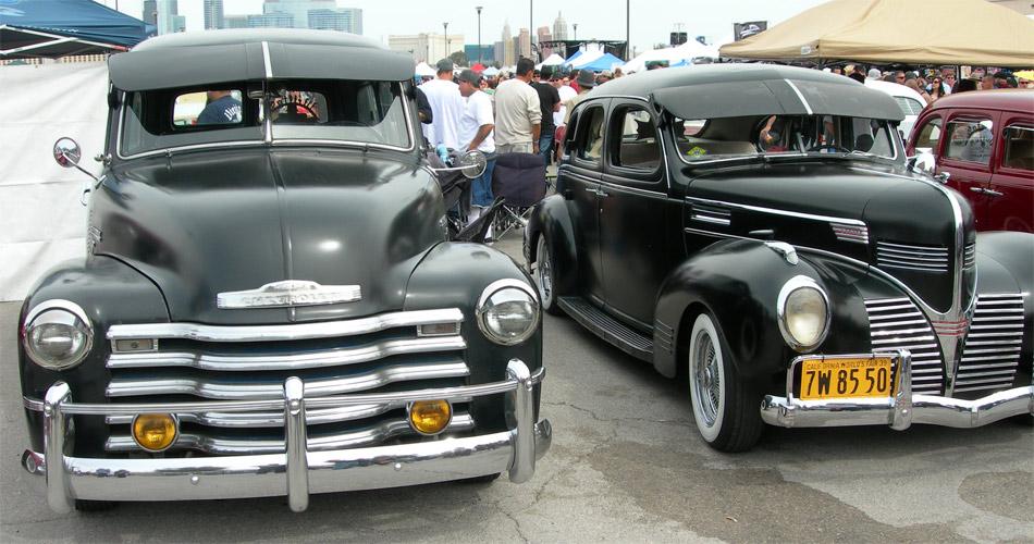 Die Viva Las Vegas Car Show gilt als grösste Rockabilli-Party der Welt.